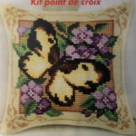 Cushion Butterfly