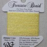 RG Shimmer Yellow