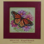 Cross Stitch Kits using Beads