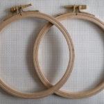 Wooden Hoop 12.5
