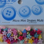 Buttons Mini Shapes