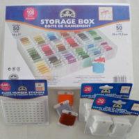 Bobbins & Storage Items