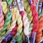 DMC Pearl #5 Colour Variations