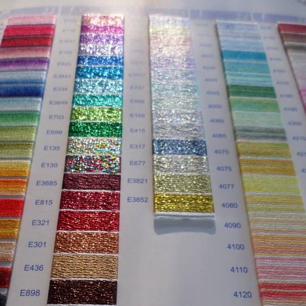Dmc Threads Colour Card Stitch New Zealand