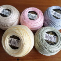 DMC Pearl Cotton - Size # 8