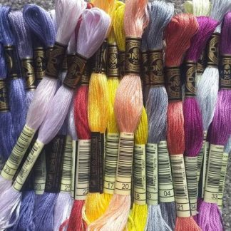 Threads & Cotton Skeins
