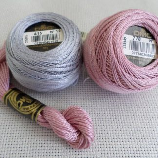 DMC Pearl (Perle) Cotton